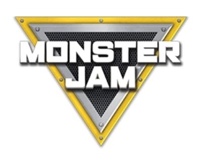 Shop Monster Jam logo