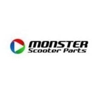Shop Monster Scooter Parts logo