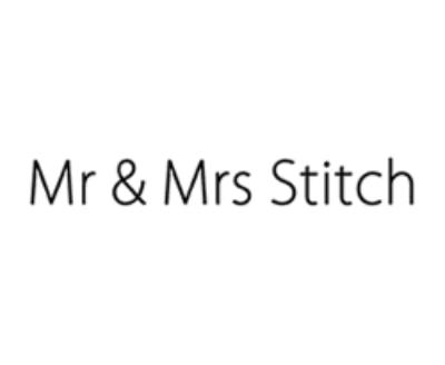 Shop Mr & Mrs Stitch logo