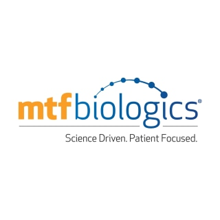 Shop MTF Biologics logo