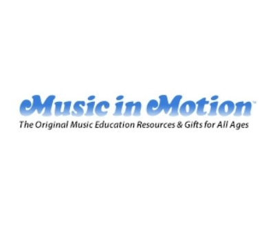 Shop Music in Motion logo