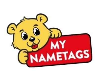 Shop My Nametags logo