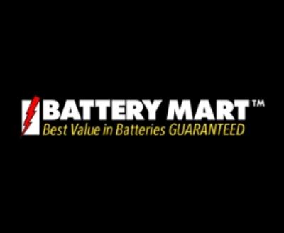 Shop My Battery Mart logo