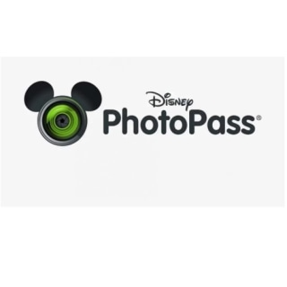 Shop Disney PhotoPass logo