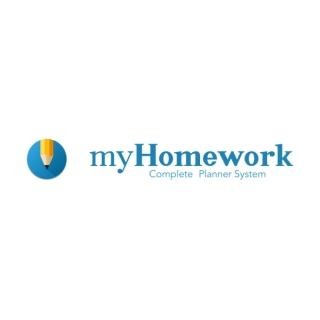 Shop myHomework logo