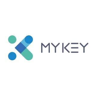 Shop MYKEY logo