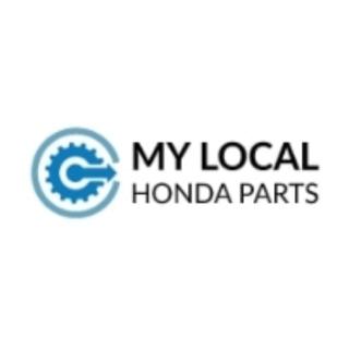 Shop Honda Parts & Accessories logo