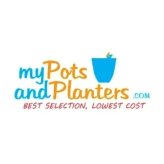 Shop My Pots & Planters logo