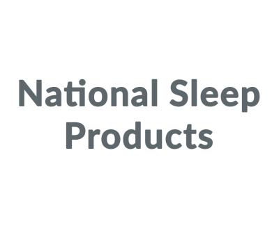 Shop National Sleep Products logo