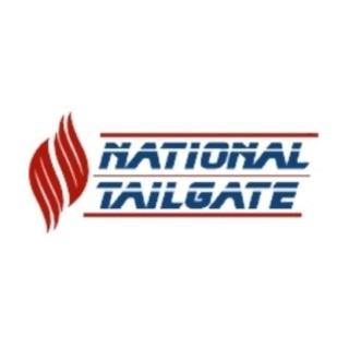 Shop National Tailgate logo