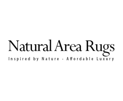 Shop Natural Area Rugs logo