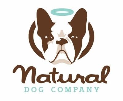 Shop Natural Dog Company logo