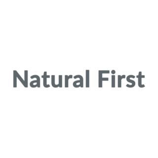 Shop Natural First logo