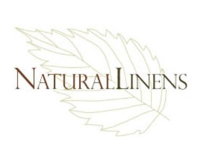 Shop Natural Linens logo