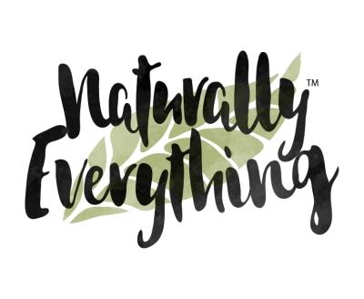 Shop Naturally Everything logo