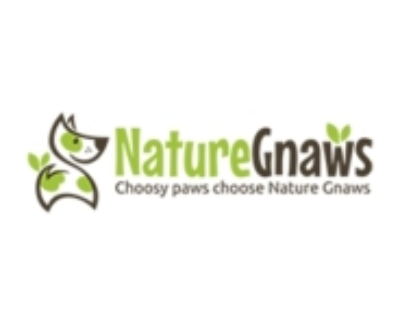 Shop Nature Gnaws logo