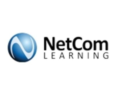 Shop NetCom Learning logo