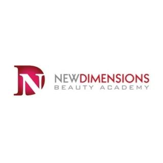 Shop New Dimensions Beauty logo