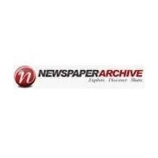 Shop NewspaperArchive logo