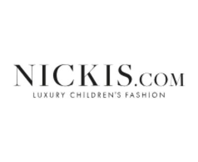 Shop NICKIS logo
