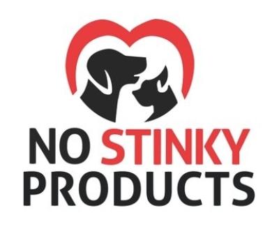 Shop No Stinky Products logo