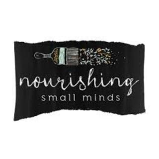 Shop Nourishing Small Minds logo