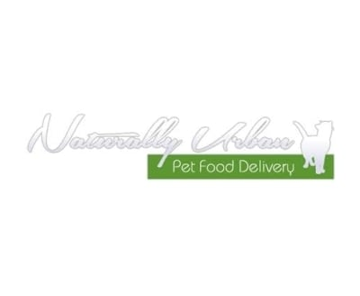 Shop Naturally Urban Pet Food Delivery logo