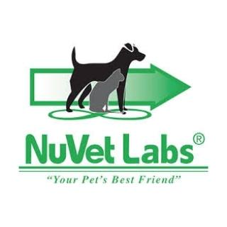 Shop NuVet Labs logo