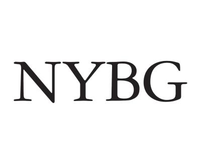 Shop New York Botanical Garden logo