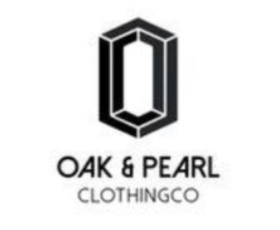 Shop Oak & Pearl logo