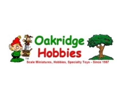 Shop Oakridge Hobbies & Toys logo