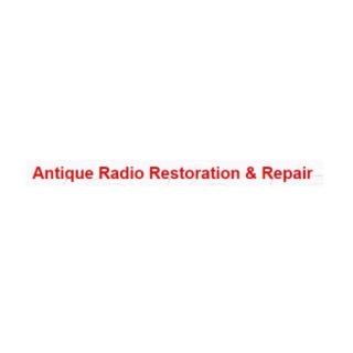 Shop Antique Radio Restoration & Repair logo