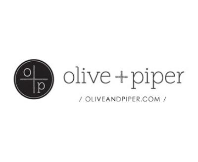 Shop Olive + Piper logo