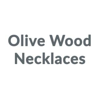 Shop Olive Wood Necklaces logo