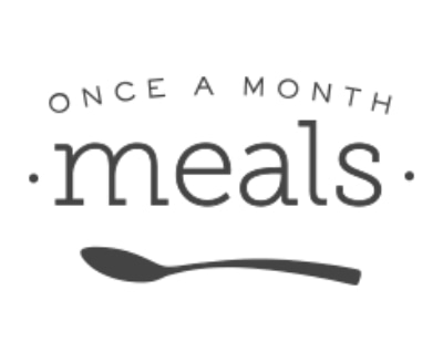 Shop Once A Month Mom logo