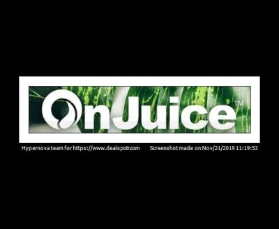 Shop OnJuice logo