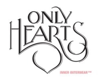 Shop Only Hearts logo