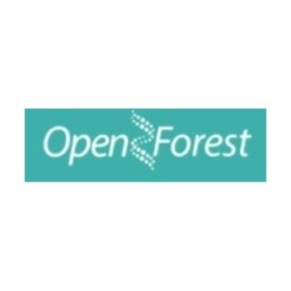 Shop Open Forest logo