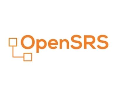 Shop OpenSRS logo