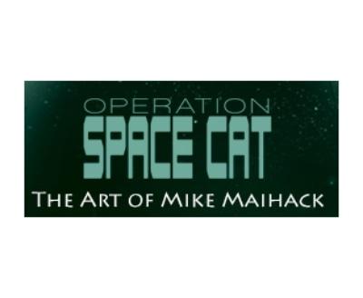 Shop Operation Space Cat logo