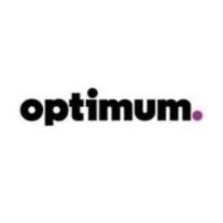Shop Optimum. logo