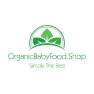 Shop Organic Baby Food Shop logo