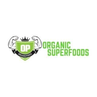Shop Organic Power Superfoods logo