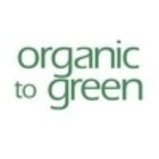 Shop Organic to Green logo