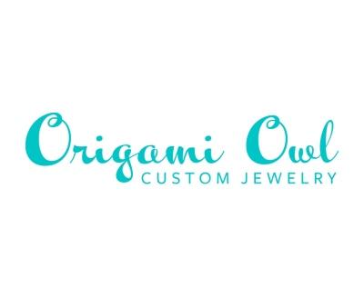 Shop Origami Owl logo