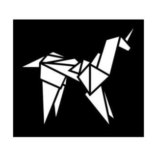 Shop Origami Unicorn logo