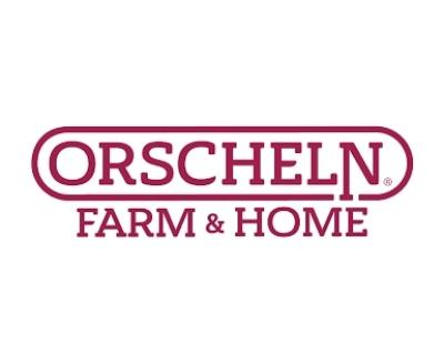 Shop Orscheln Farm and Home logo