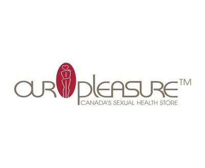 Shop Our Pleasure logo