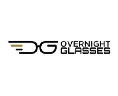 Shop Overnight Glasses logo