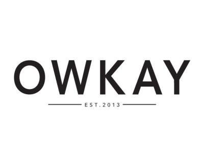 Shop Owkay Clothing logo